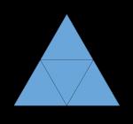 Tetrahedron Net John Duffield duffield-design