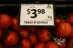 Tomatoes $3.98 kg Bev Dunbar Maths Matters