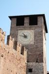 Tower Clock Verona Bev Dunbar Maths Matters