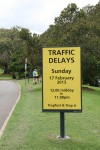 Traffic Delay Sign Bev Dunbar Maths Matters