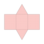 Tri Prism Net (colour) John Duffield duffield-design