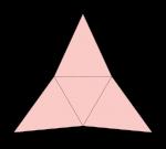 Tri Pyramid Net (colour) John Duffield duffield-design