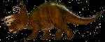 Triceratops - John Duffield duffield-design
