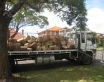 Truck with heavy load Bev Dunbar Maths Matters
