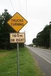 Trucks crossing 160 m on right Bev Dunbar Maths Matters