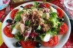 Tuna salad lunch $22.50 Bev Dunbar Maths Matters
