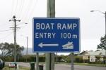 Turn left in 100 m Road Sign Bev Dunbar Maths Matters