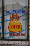 Two hour washing sign Bev Dunbar Maths Matters