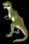Tyrannosaurus Rex Dinosaur - John Duffield duffield-design