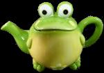 VOLUME Green-Frog-Teapot-35-Bev-Dunbar-Maths-Matters