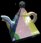 VOLUME Square-Pyramid-Teapot-150-Bev-Dunbar-Maths-Matters