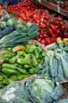 Vegetable Stall Flemington Markets Bev Dunbar Maths Matters