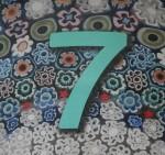 Venetian house number 7 Bev Dunbar Maths Matters