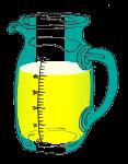 Volume - Glass Jug - John Duffield duffield-design