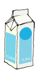 Volume - Milk Carton - John Duffield duffield-design