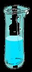 Volume - Unmarked Beaker Half Full - John Duffield duffield-design