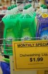 Washing up Liquid Special $1.99 Bev Dunbar Maths Matters