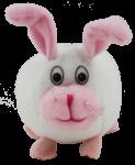White Rabbit - farm animal - toy Bev Dunbar Maths Matters