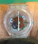 Wristwatch Analog 6 oclock Bev Dunbar Maths Matters