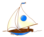 Yacht Blue - John Duffield duffield-design