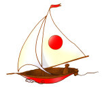 Yacht Red - John Duffield duffield-design