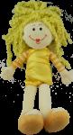 Yellow Doll Bev Dunbar Maths Matters
