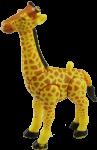 Yellow Giraffe Bev Dunbar Maths Matters
