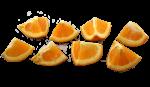 orange eighths Bev Dunbar Maths Matters
